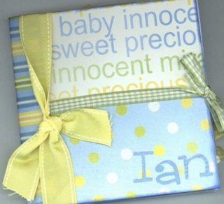 Scrapbooking Page Ideas Sweet Baby Boy Album