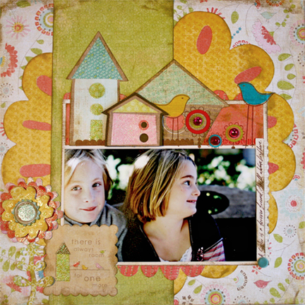 Scrapbooking Page Ideas Lillian