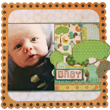 Scrapbooking With Love Little Sprout