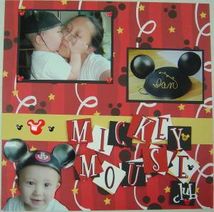 Mickey Idea Page 1