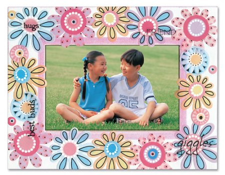 Scrapbooking Page Ideas Best Buds Frame