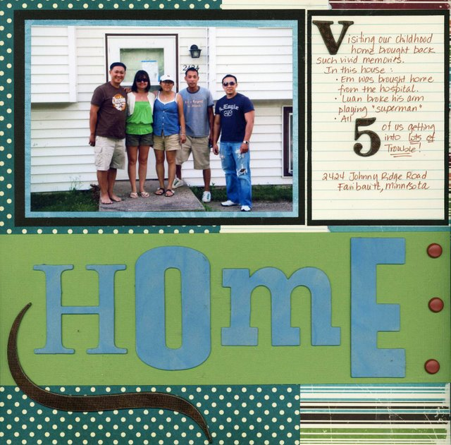 Scrapbooking Page Ideas Home