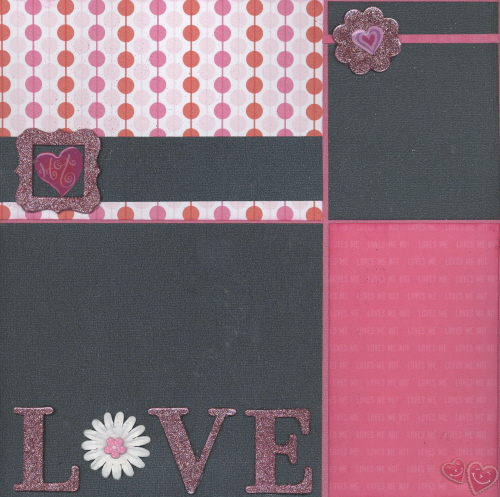 Scrapbooking Page Ideas LOVE