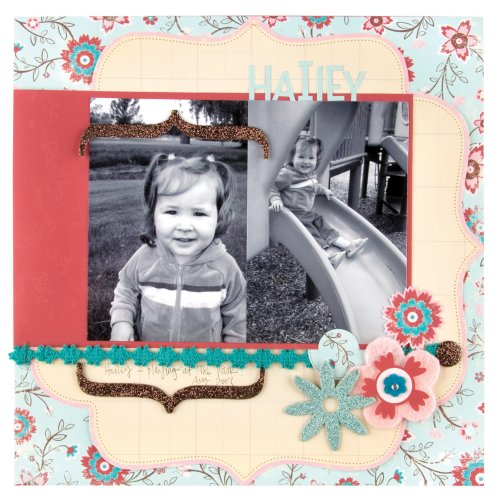 Scrapbooking Page Ideas Making Memories Ava
