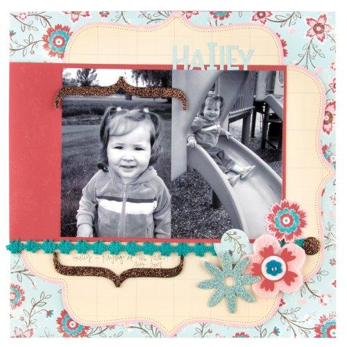 Scrapbooking Page Ideas Making Memories Ava