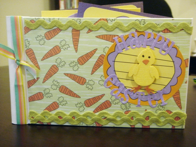 Scrapbooking With Love Happy Easter Class