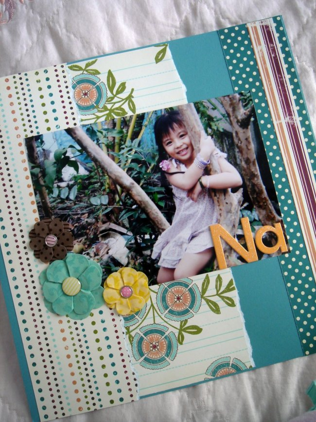 Scrapbooking Page Ideas Na