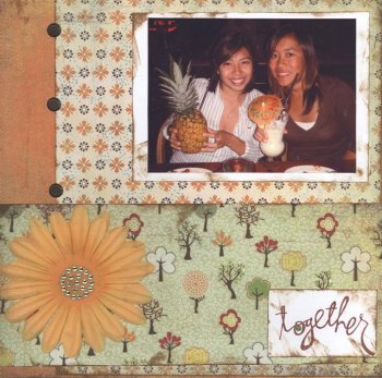 Scrapbooking Page Ideas Together