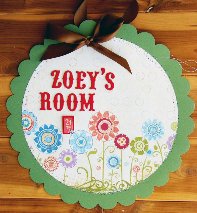 Scrapbooking Page Ideas Zoey