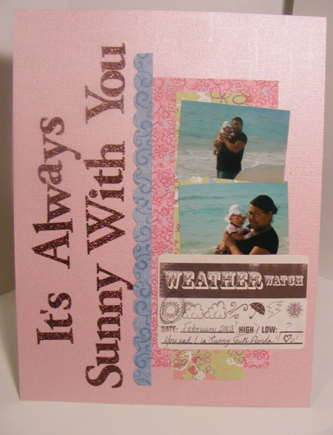 Scrapbooking Page Ideas It