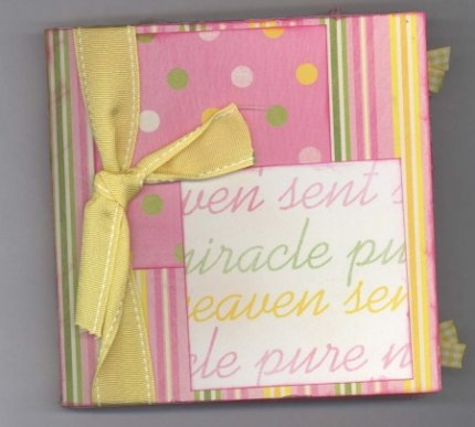 Scrapbooking Page Ideas Sweet Baby Girl Album