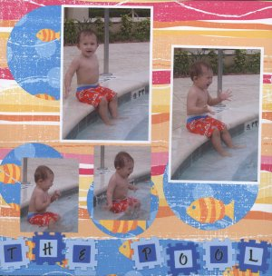 stamps scrapbooking ideas