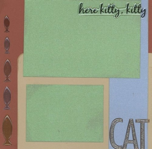 Scrapbooking Page Ideas Cat
