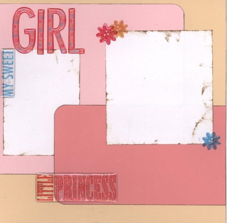 Scrapbooking Page Ideas Girl