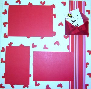 Love Scrapbook Ideas
