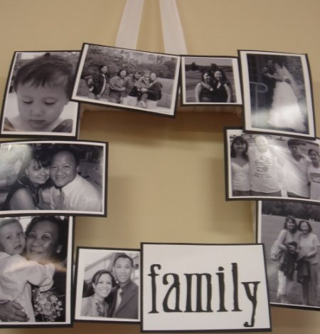 Scrapbooking With Love Page Ideas Family Wreath