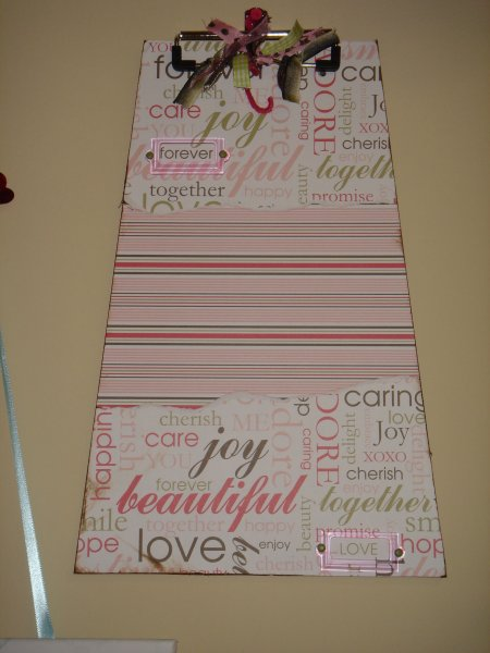 Scrapbooking Page Ideas Together Forever Clipboard