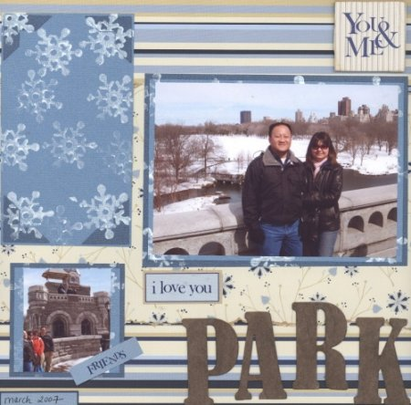 Scrapbooking Page Ideas Central Park 07