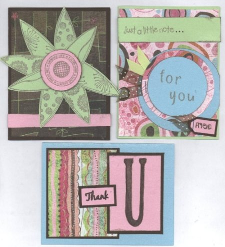 Scrapbook Page Ideas Basic Grey Card Class Part 2