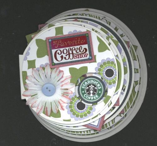 Scrapbooking Page Ideas Coffee Album Class
