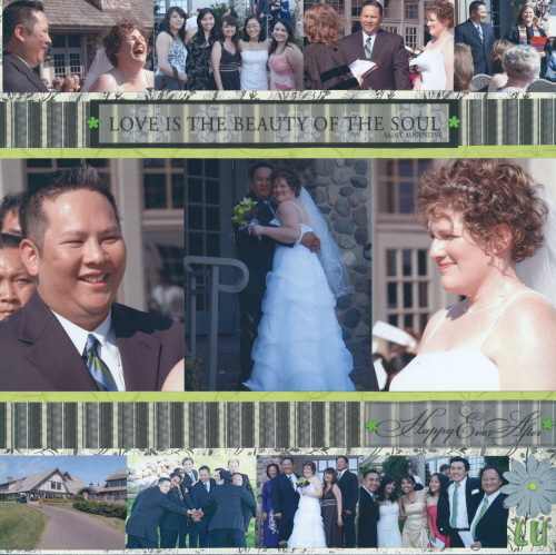 Scrapbooking Page Ideas Dung And Natalie