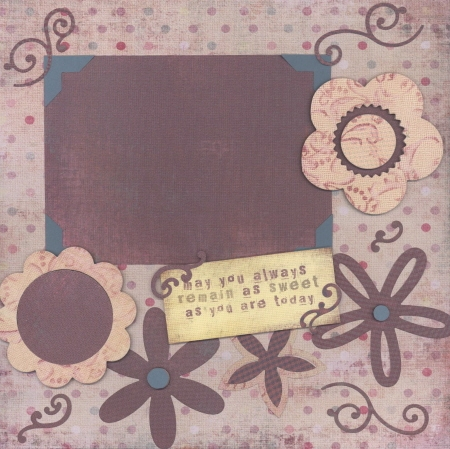 Scrapbooking Page Ideas Sweet As Now