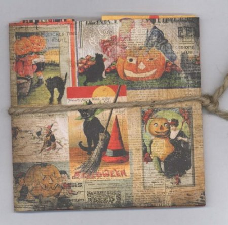 Scrapbooking Page Ideas Daisy D Gypsy CD Mini Book