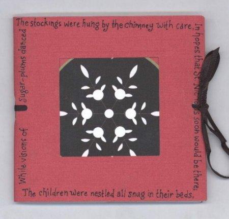Scrapbooking Page Ideas Christmas 4x4 Album Kit