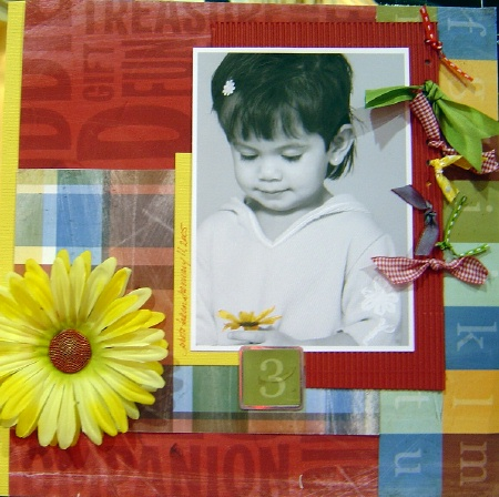 baby free idea scrapbooking