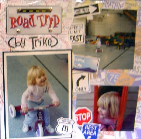 fun idea scrapbooking
