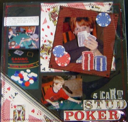 poker page idea