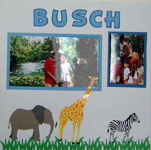 Busch Garden 1