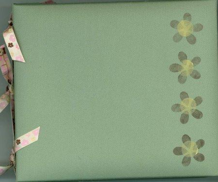 Spring Album 6x6 Class