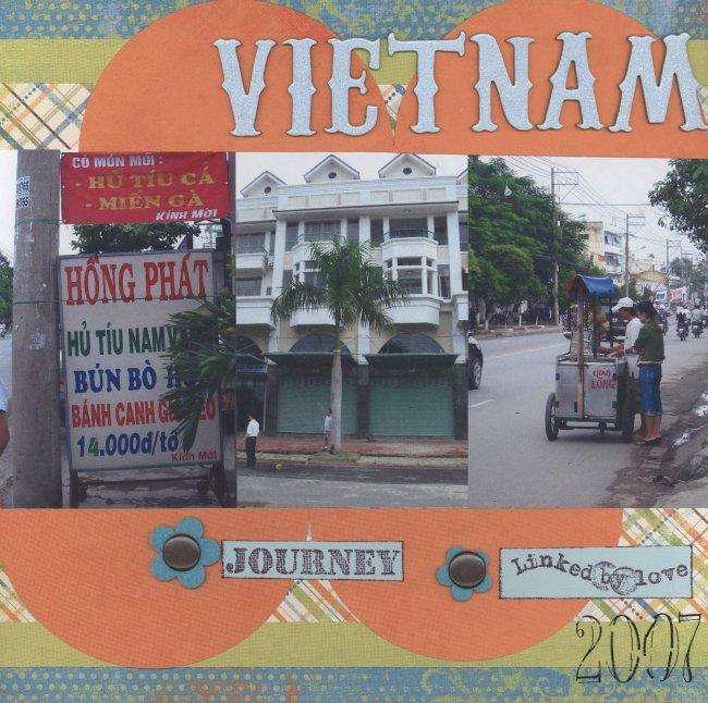 Scrapbooking Page Ideas Vietnam