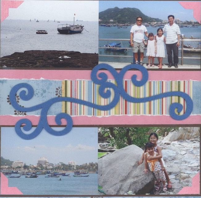 Scrapbooking Page Ideas Vung Tau